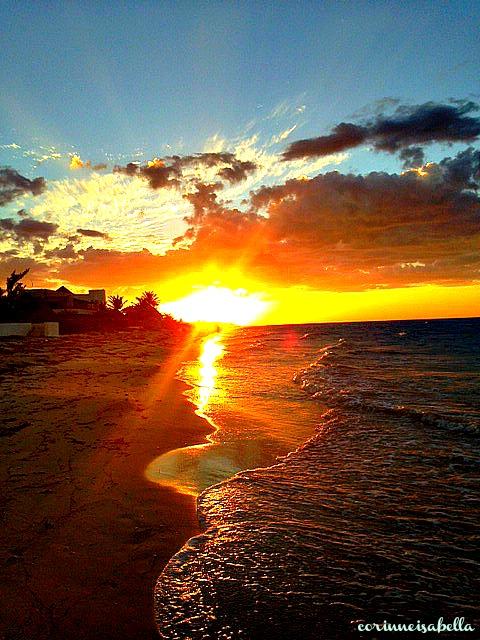 Sunset – 24 February2014