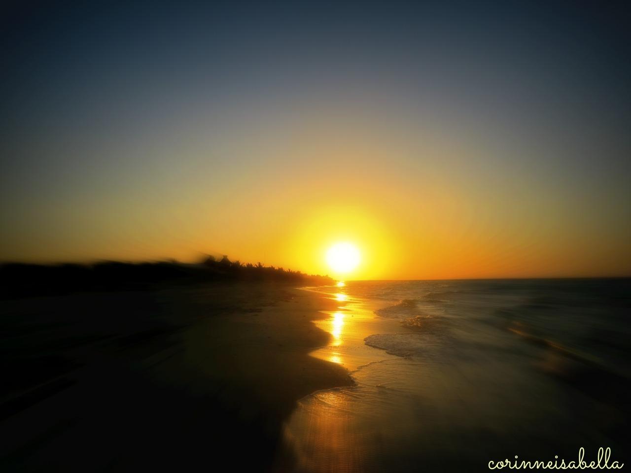 another shot, same sunset, sameday