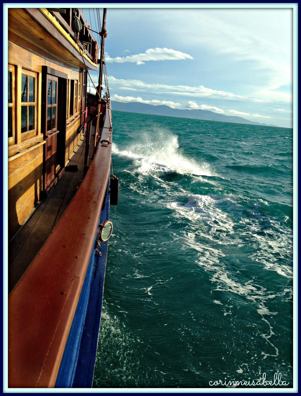 Incredible day boat trip Ko Samui – KoTao