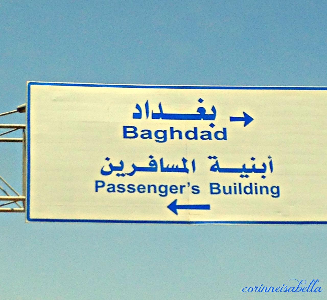 Baghdad ~~~~~~~>